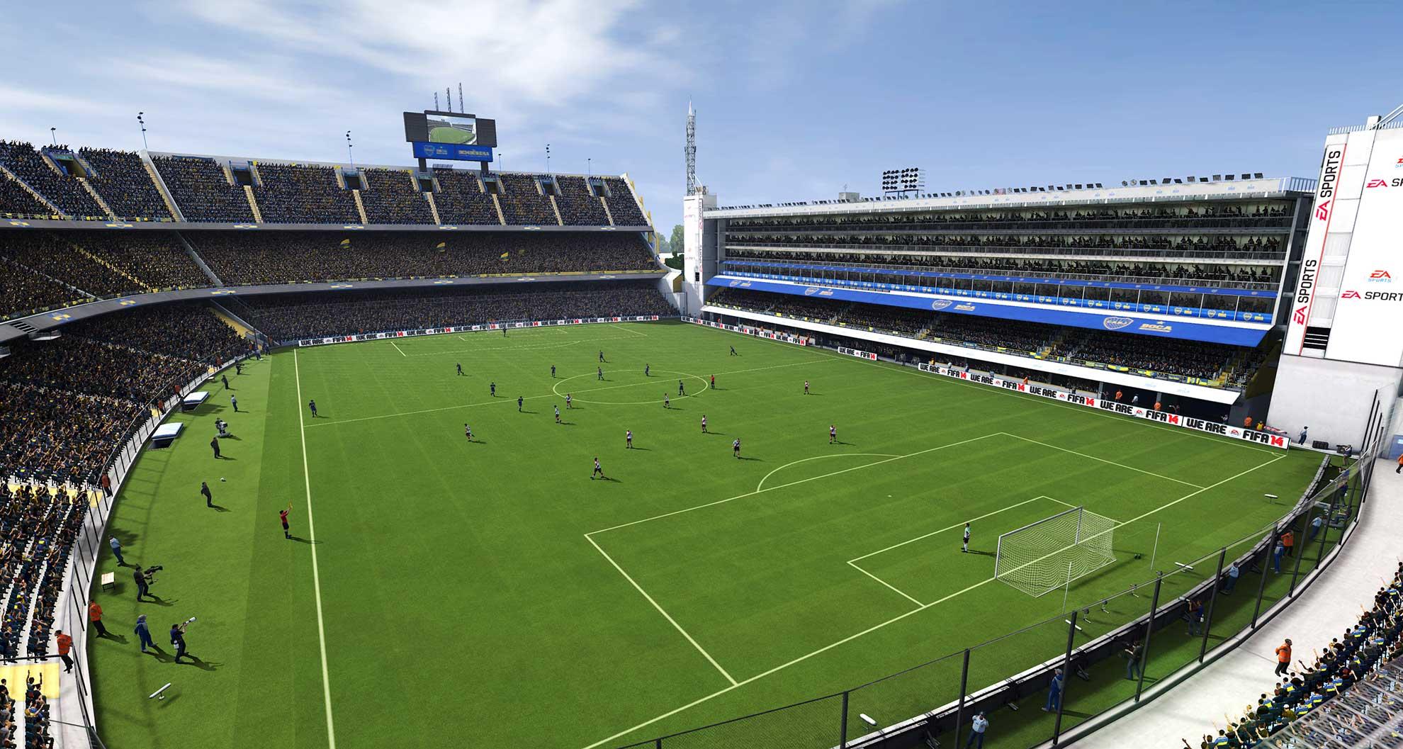 FIFA 14 review: raw talent