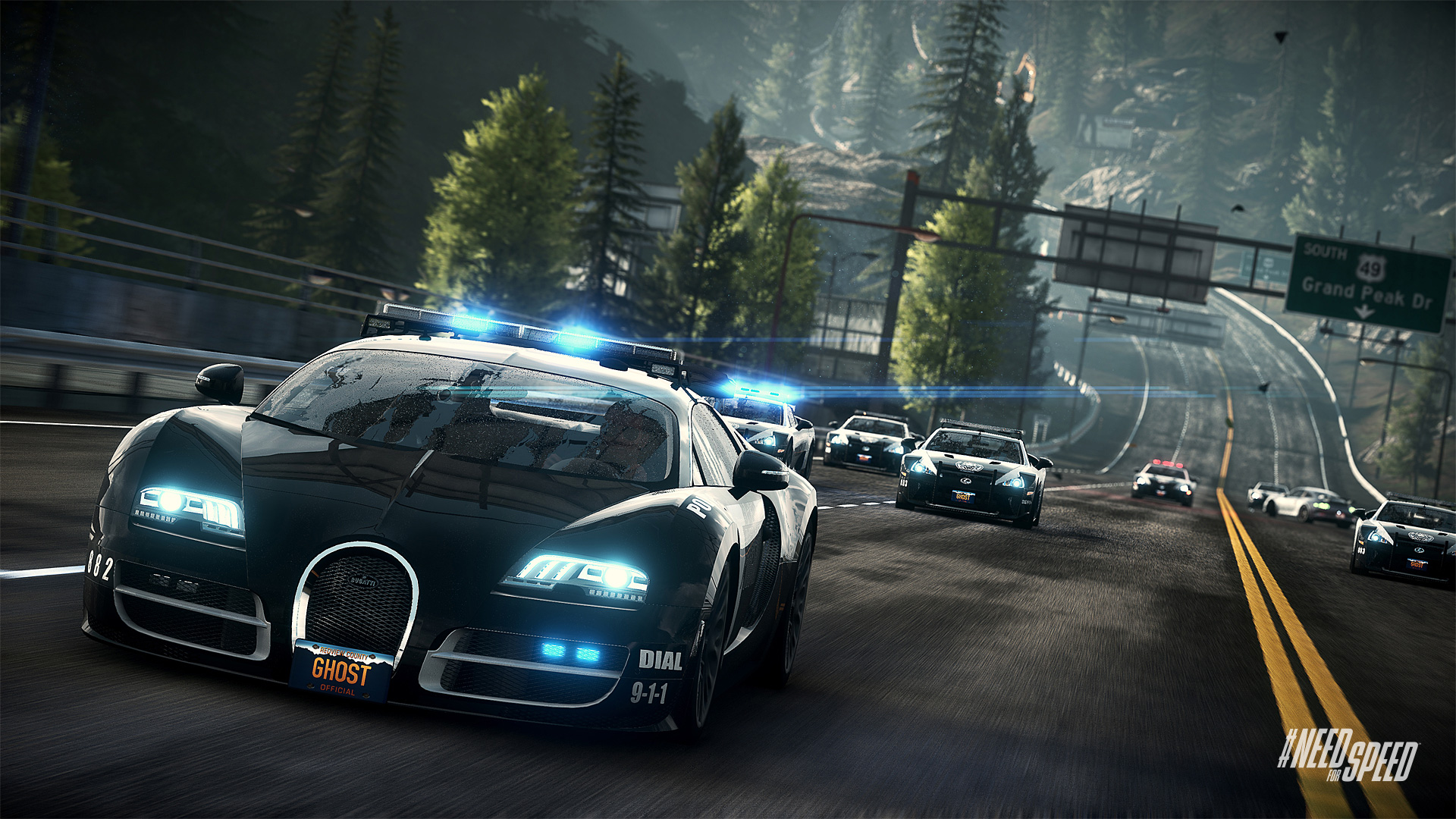 PS4's Need for Speed Rivals more visually impressive than PC version