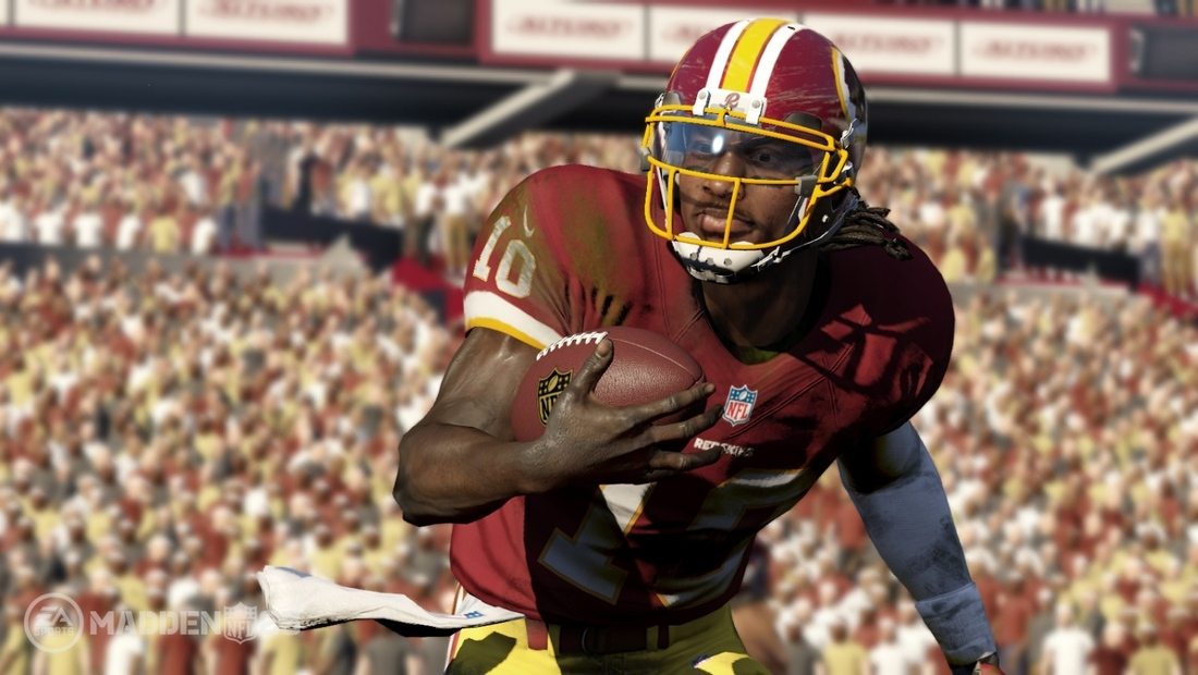 Madden 25 feels meaningfully distinct from current-gen to next
