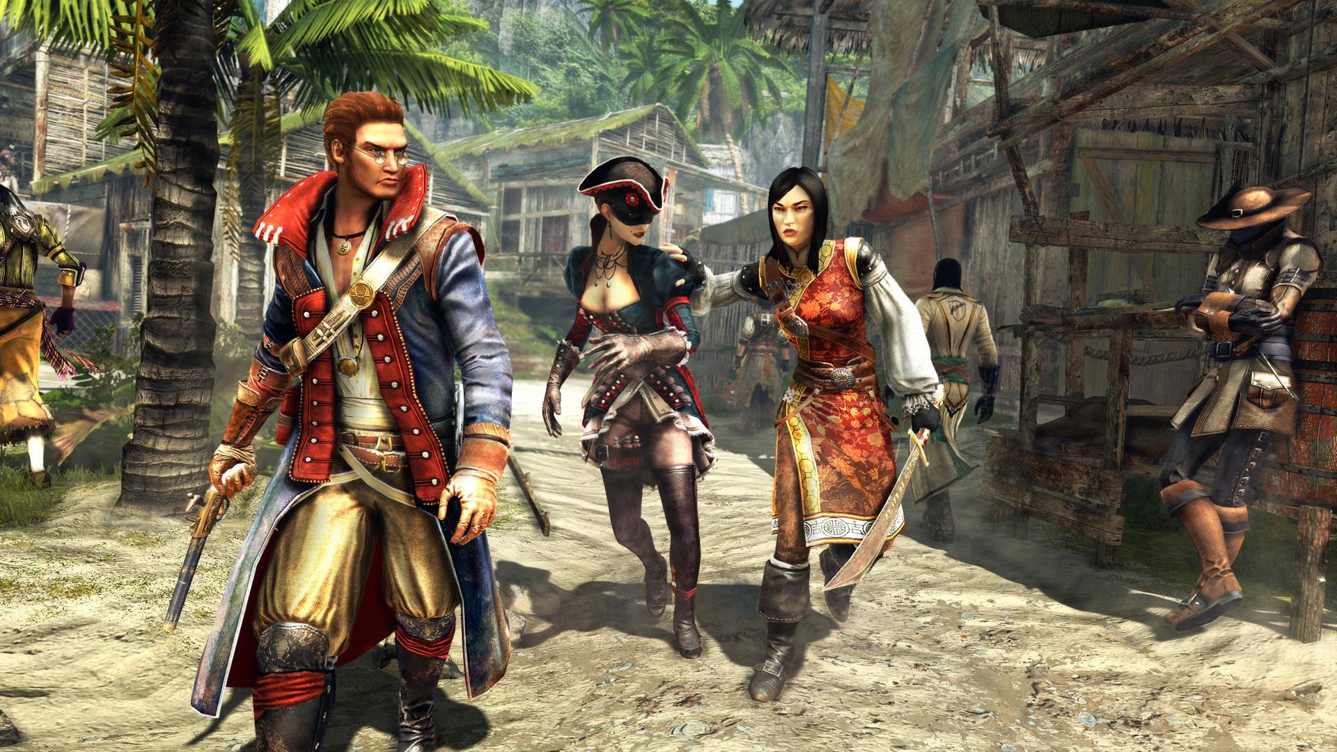 Blackbeard's Wrath DLC for Assassin's Creed 4 arrives Dec. 10