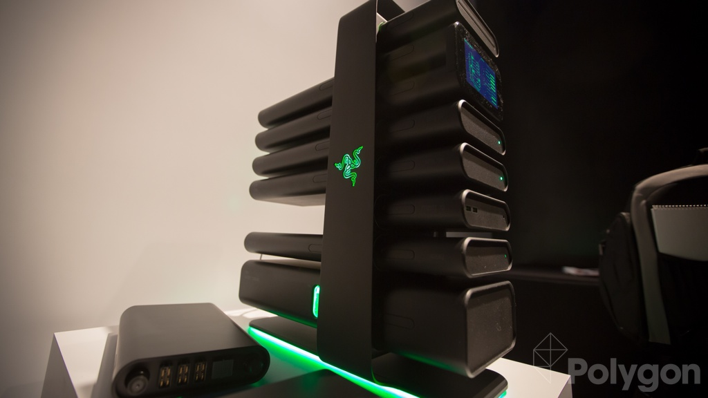 Razer reveals Project Christine, a modular concept PC focused on easy upgrades