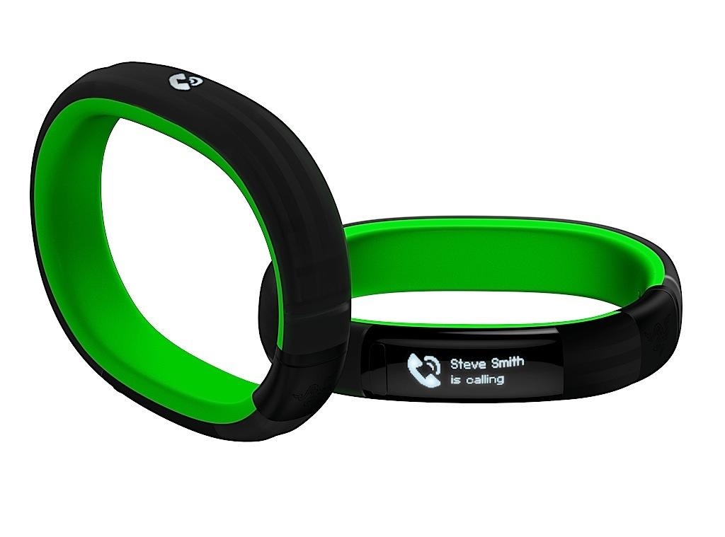 Razer tries its hand at wristbands with the Nabu SmartBand