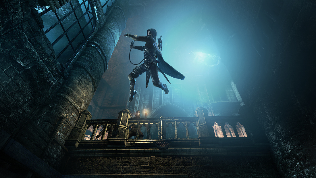 Thief's latest preview highlights vast improvement