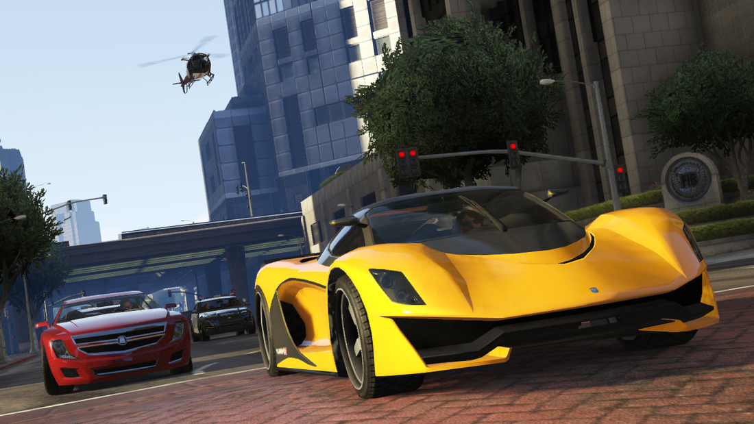 GTA Online's Business Update brings weapons, vehicles March 4
