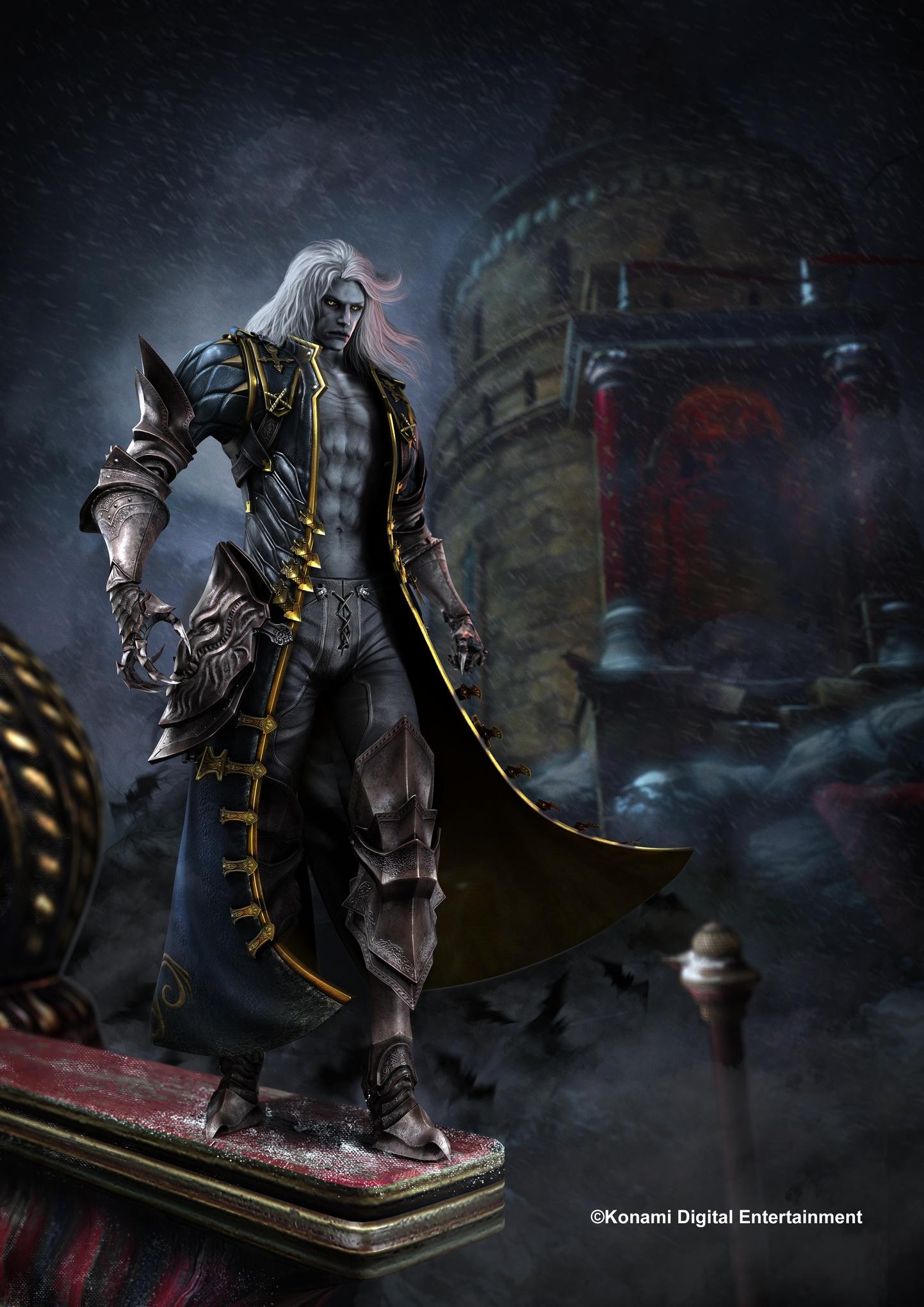 Castlevania: Lords of Shadow 2 Revelations DLC reintroduces Alucard March 25