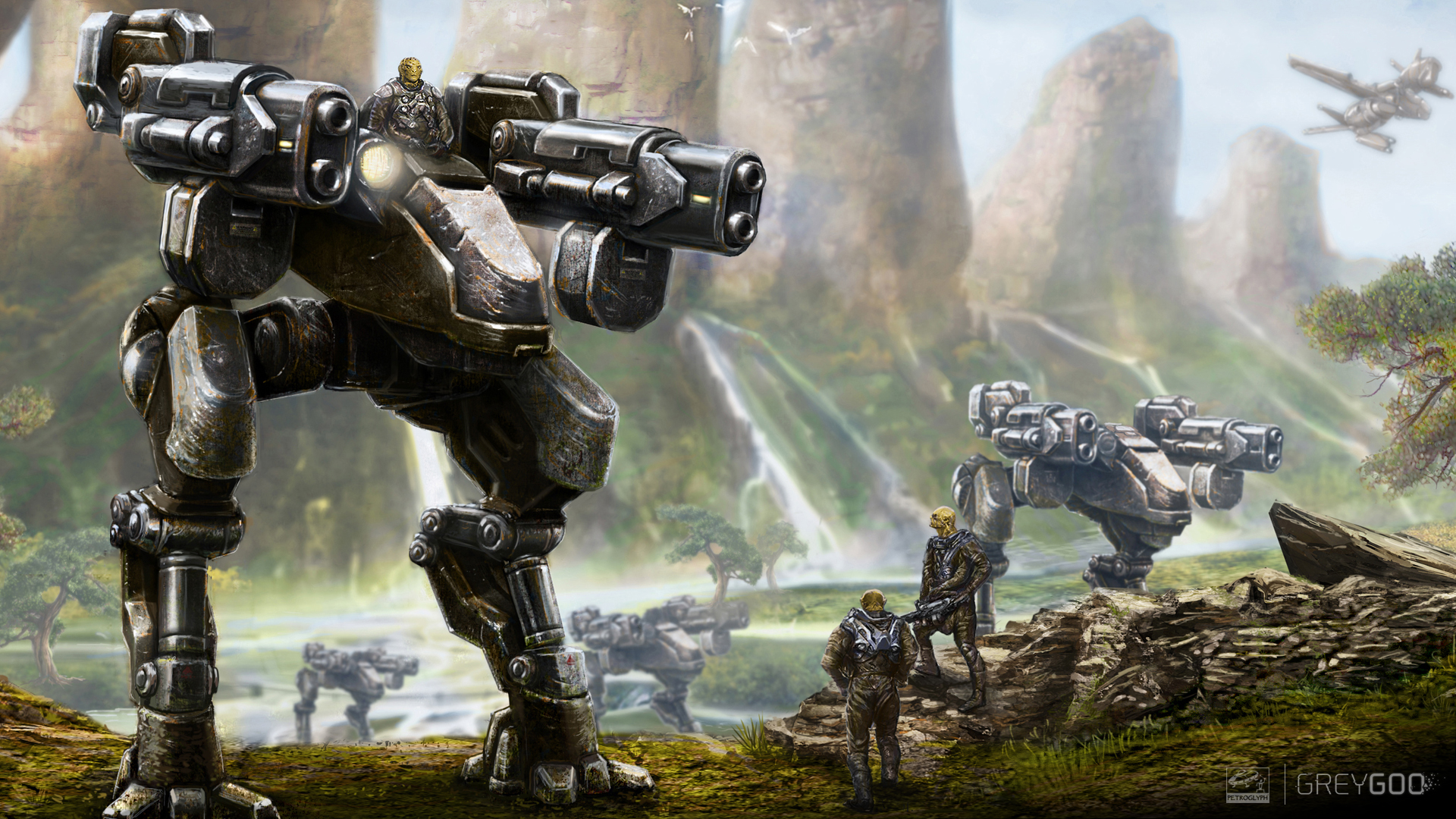 How Grey Goo hopes to revolutionize real-time strategy