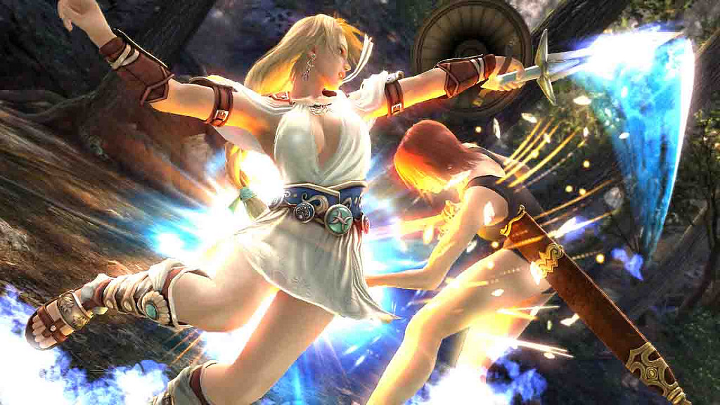 Soulcalibur: Lost Swords now available on PS3 in North America