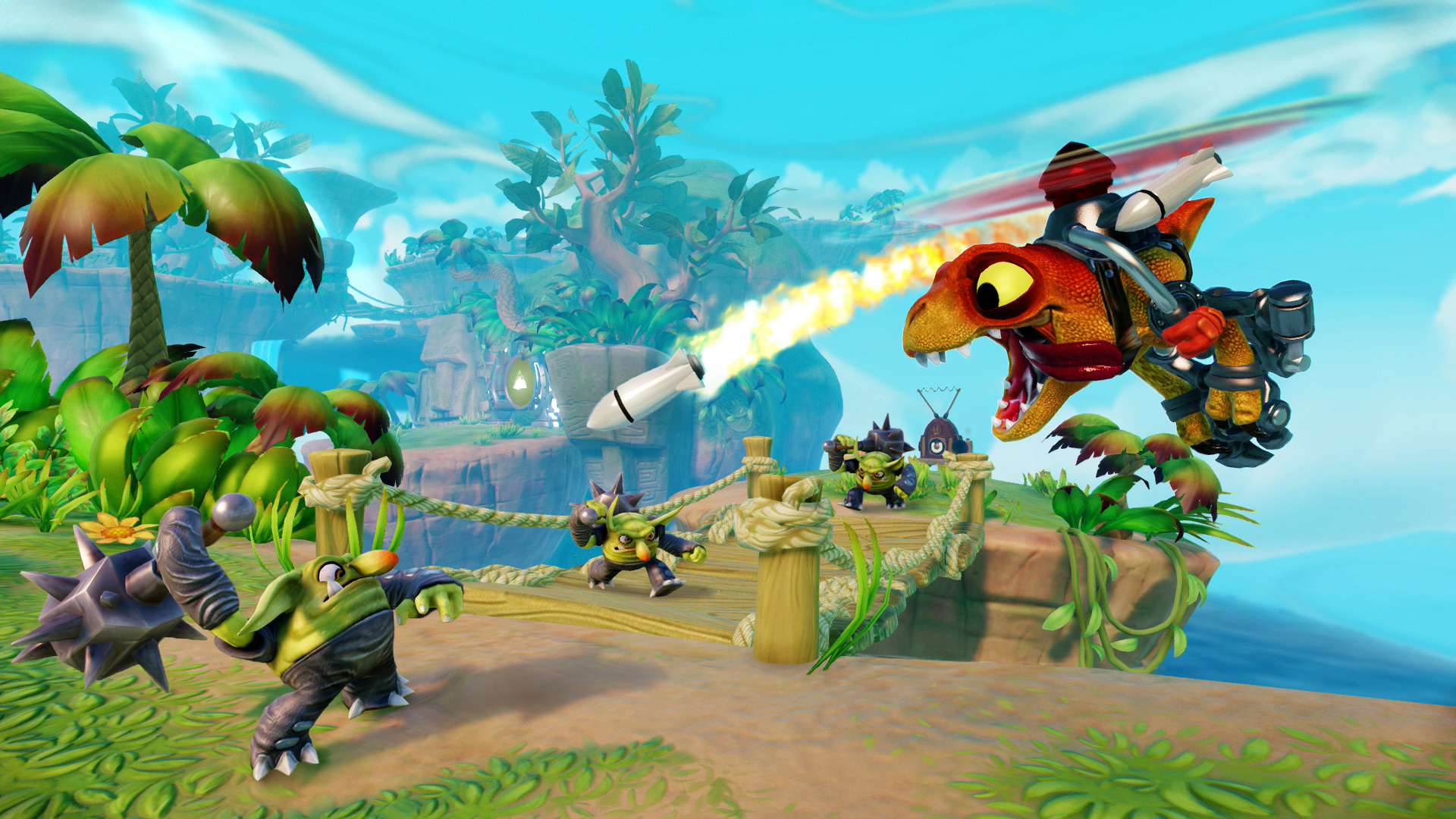 Skylanders Trap Team coming Oct. 5 with a new twist and a new portal