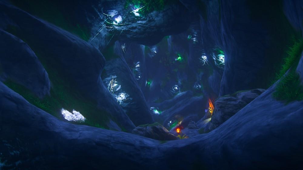 SOE introducing caves, underground tunnels to Landmark