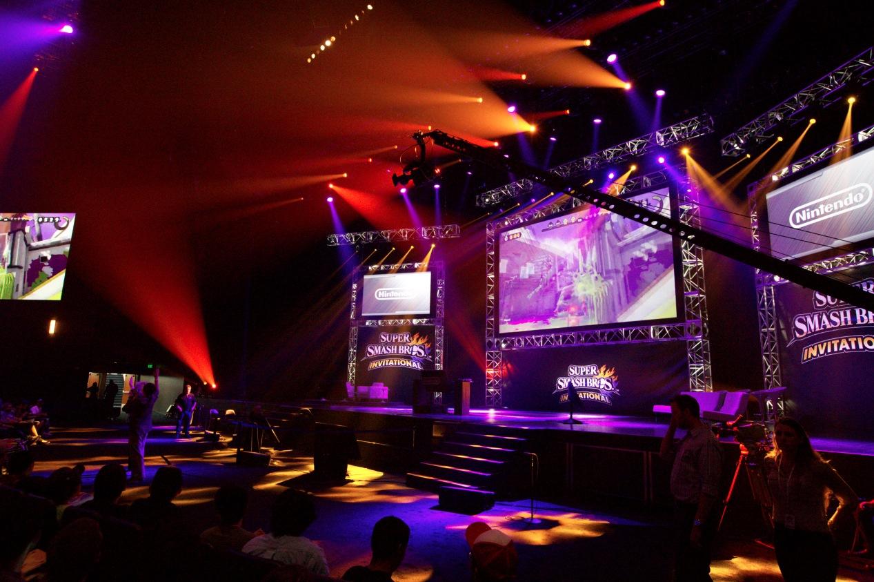 Nintendo holds first Super Smash Bros. Invitational at E3 2014