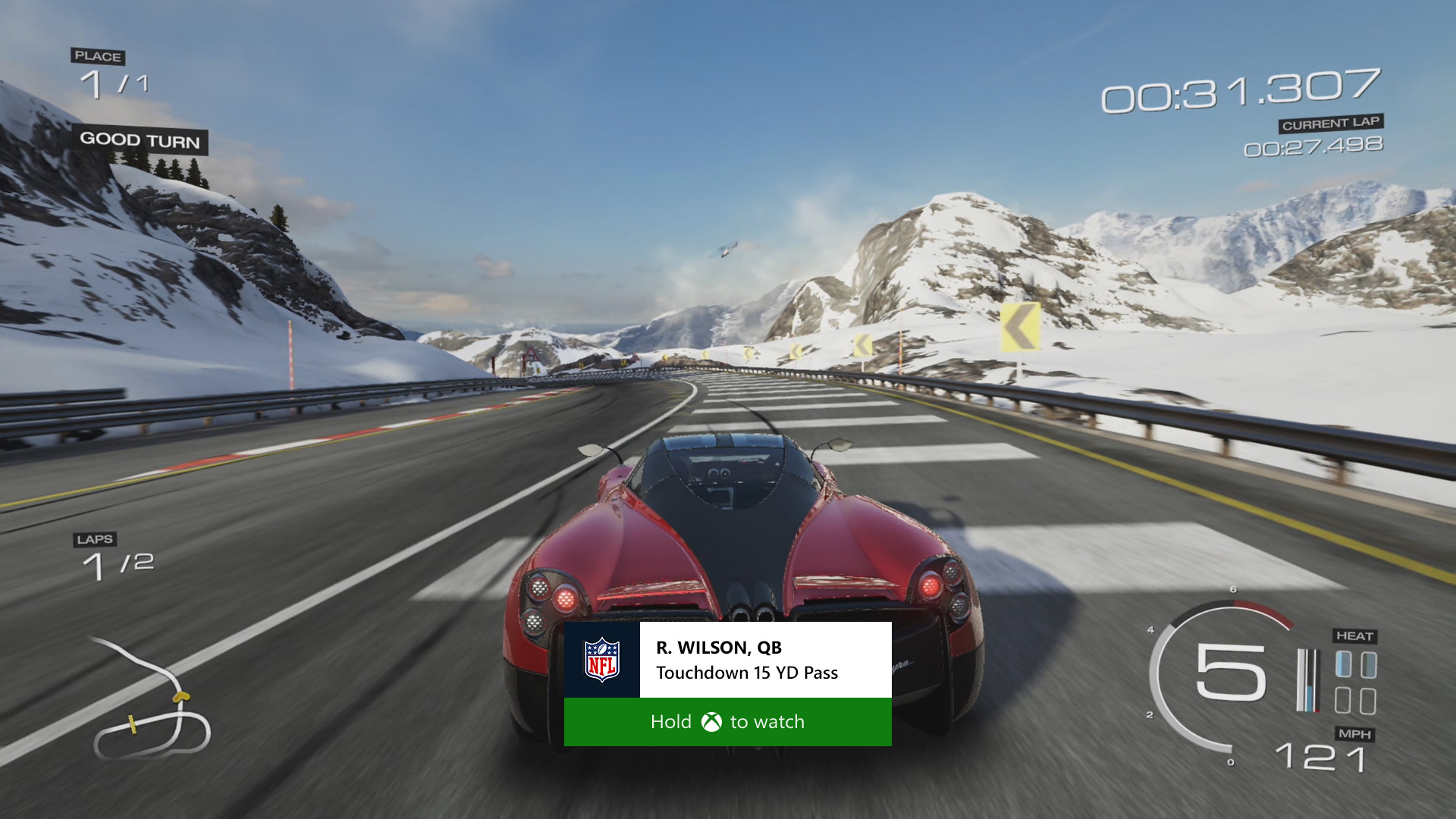 NFL on Xbox One app gets Sunday Ticket and new fantasy football partners for 2014