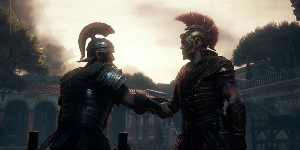 You'll be able to play Ryse: Son of Rome at 4K resolution on PC this fall