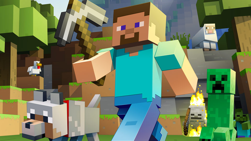 Minecraft comes to Xbox One on Sept. 5