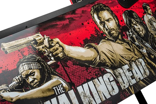 The Walking Dead is getting a real pinball machine, it uses a crossbow to fire the balls
