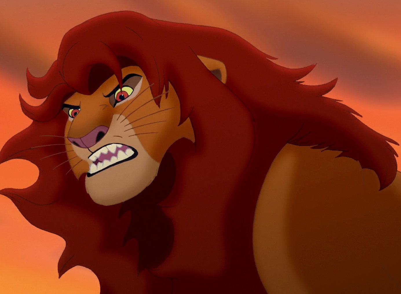 A Disney decree: Stay off Simba