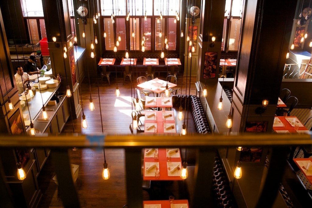 Take a Look Inside Downtown's Due Forni