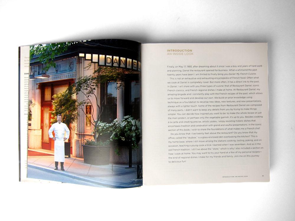 First Look: Daniel Boulud's Daniel: My French Cuisine