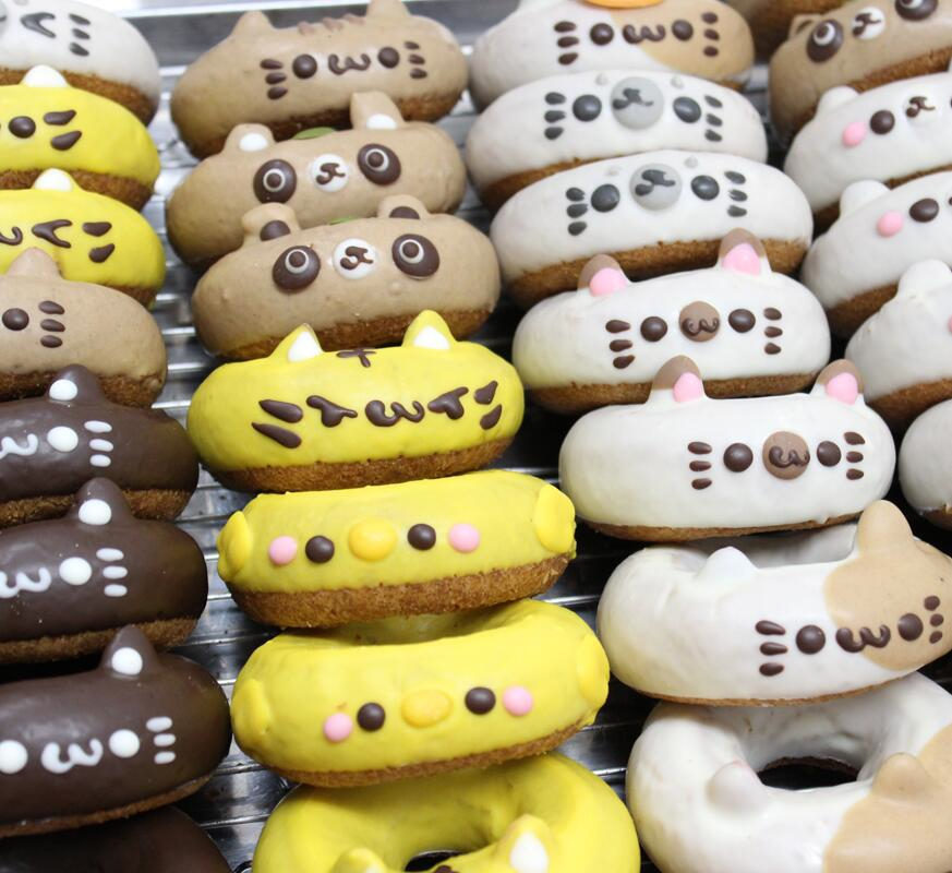 Are Japanese Animal Doughnuts the New Cronut?