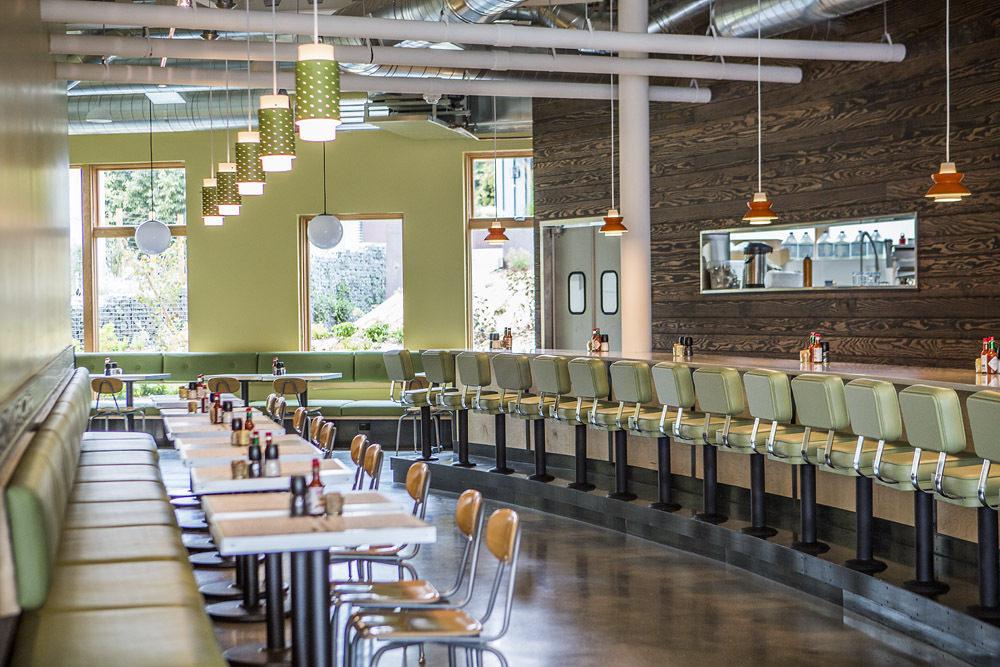 Behold the Ballard Skillet Diner, Opening Aug. 12