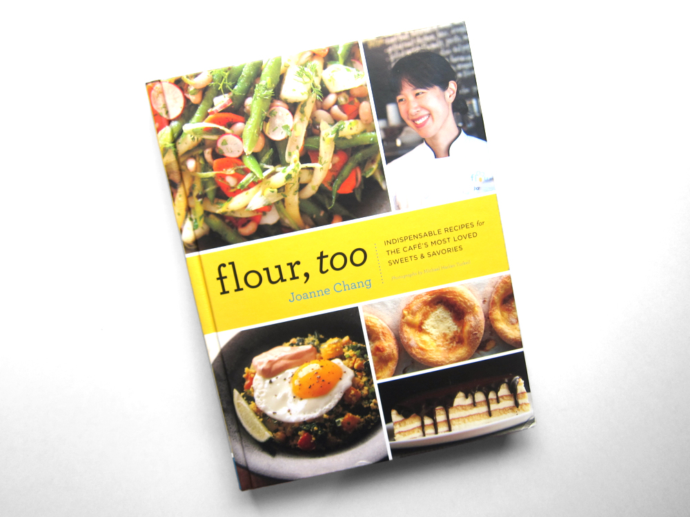 First Look: Joanne Chang's New Cookbook Flour, Too