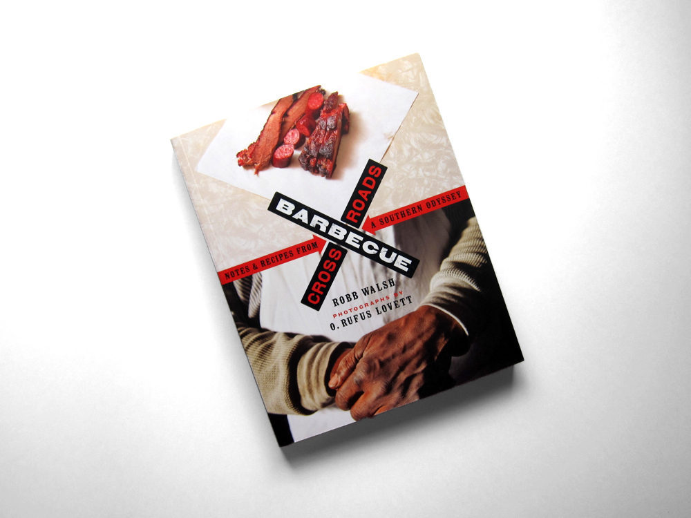 First Look: Robb Walsh's New Book, Barbecue Crossroads