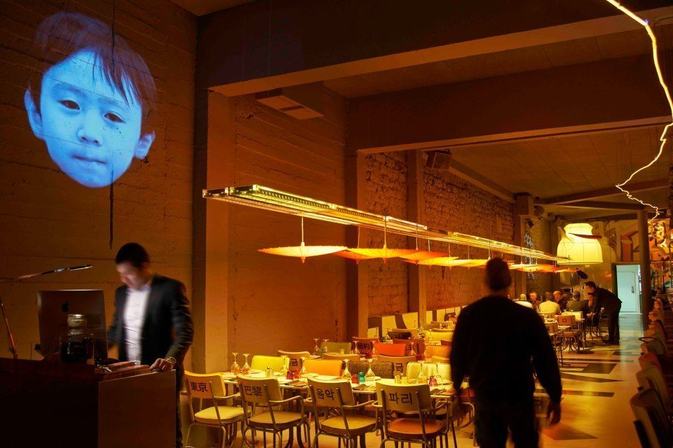 Inside Miss Ko, an Insane New Philippe Starck-Designed Restaurant in Paris