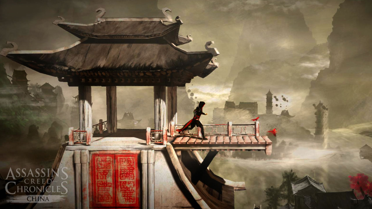 A new Assassin's Creed game set in China is included in AC Unity's season pass