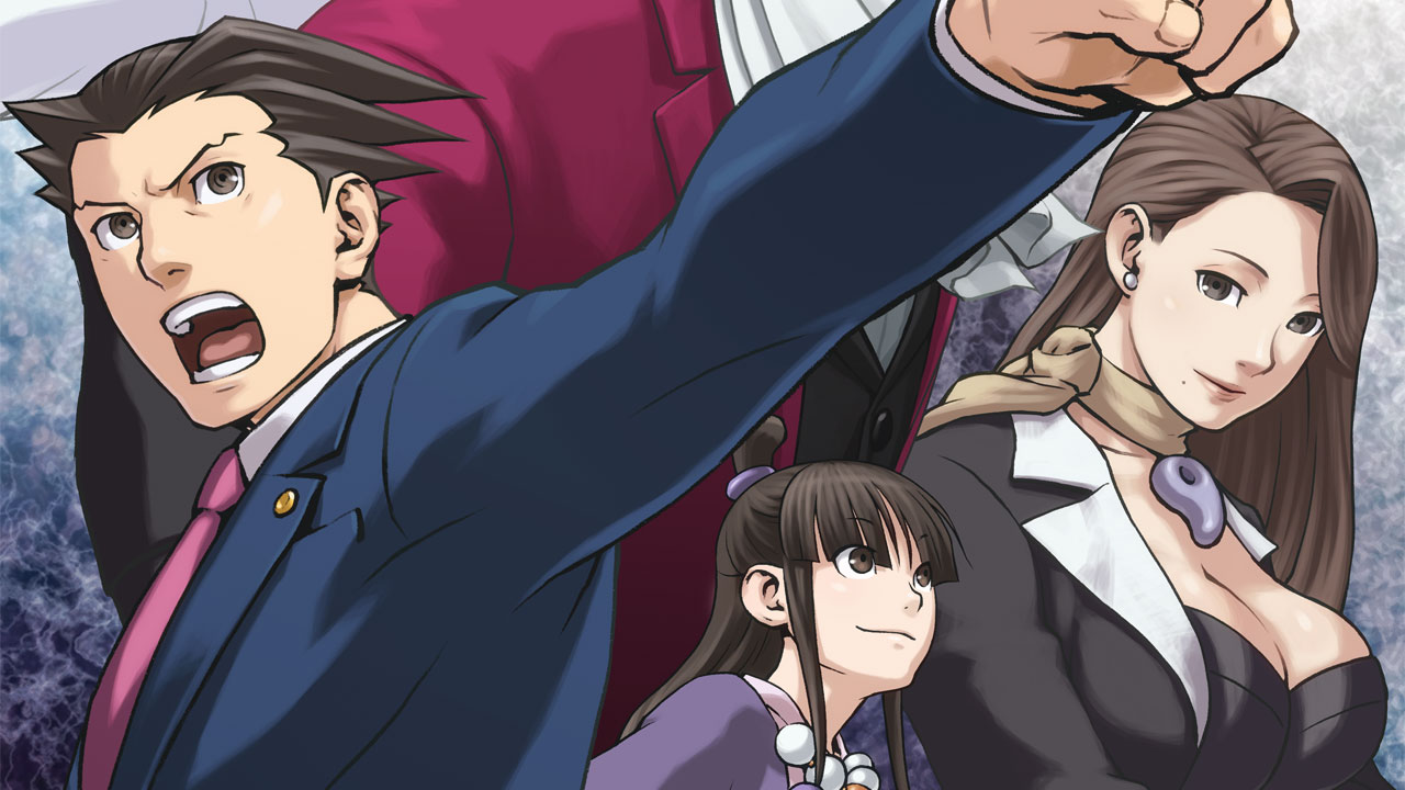 Ace Attorney Trilogy comes to Nintendo 3DS in December