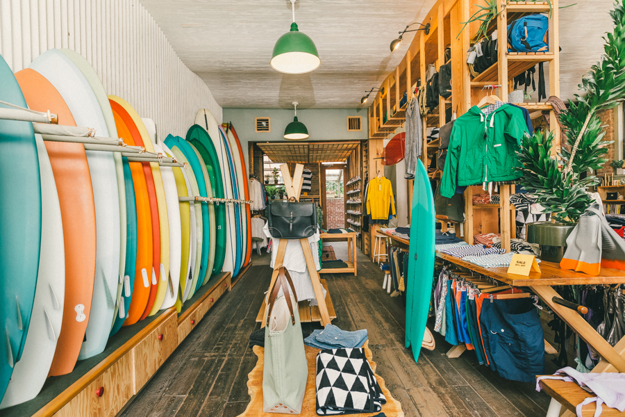 Channel Your Inner Surfer at This Brooklyn Beach Shop