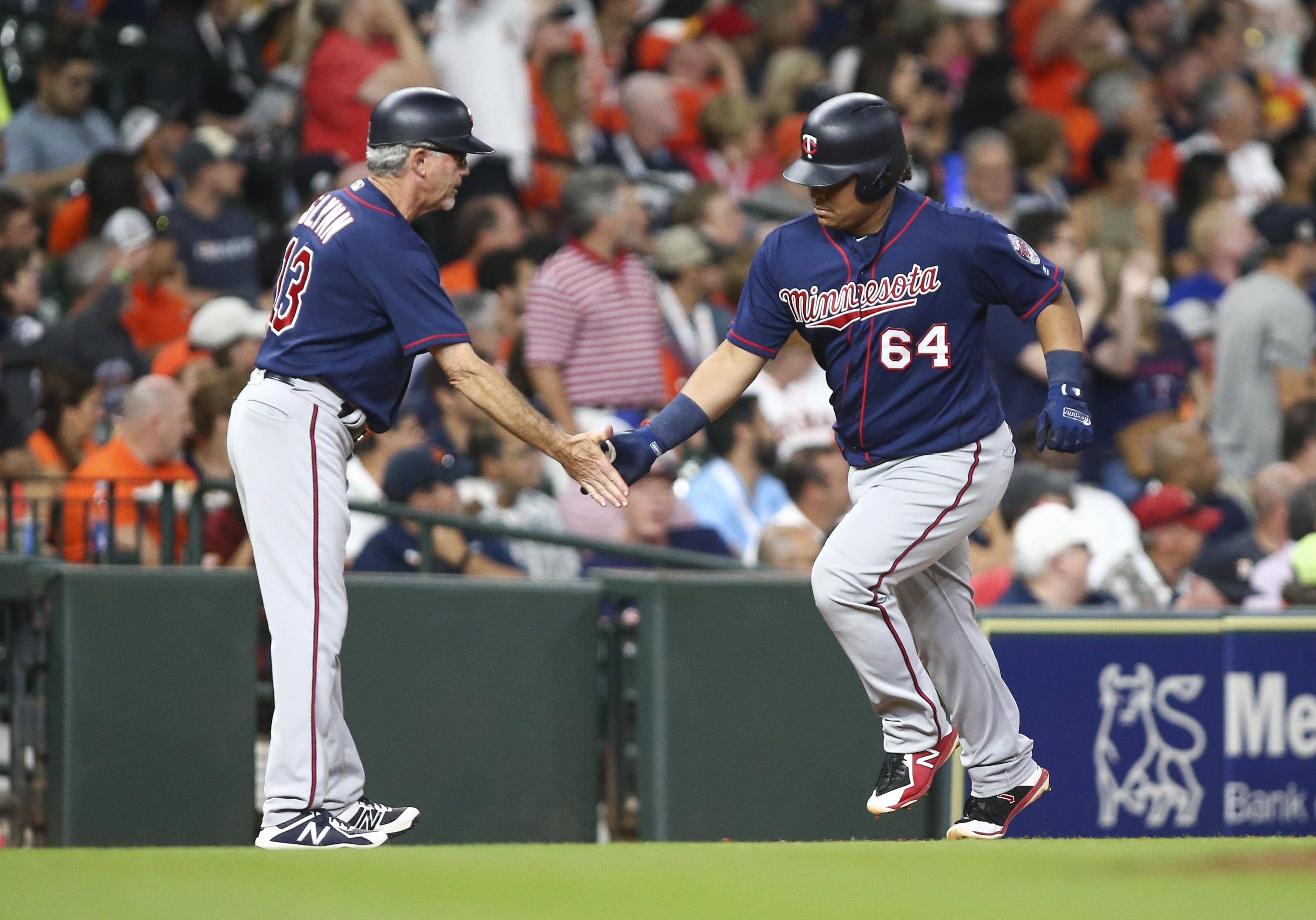 MLB: Minnesota Twins at Houston Astros