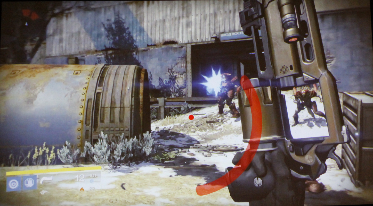 Destiny's animators studied boxing to keep you from getting sick