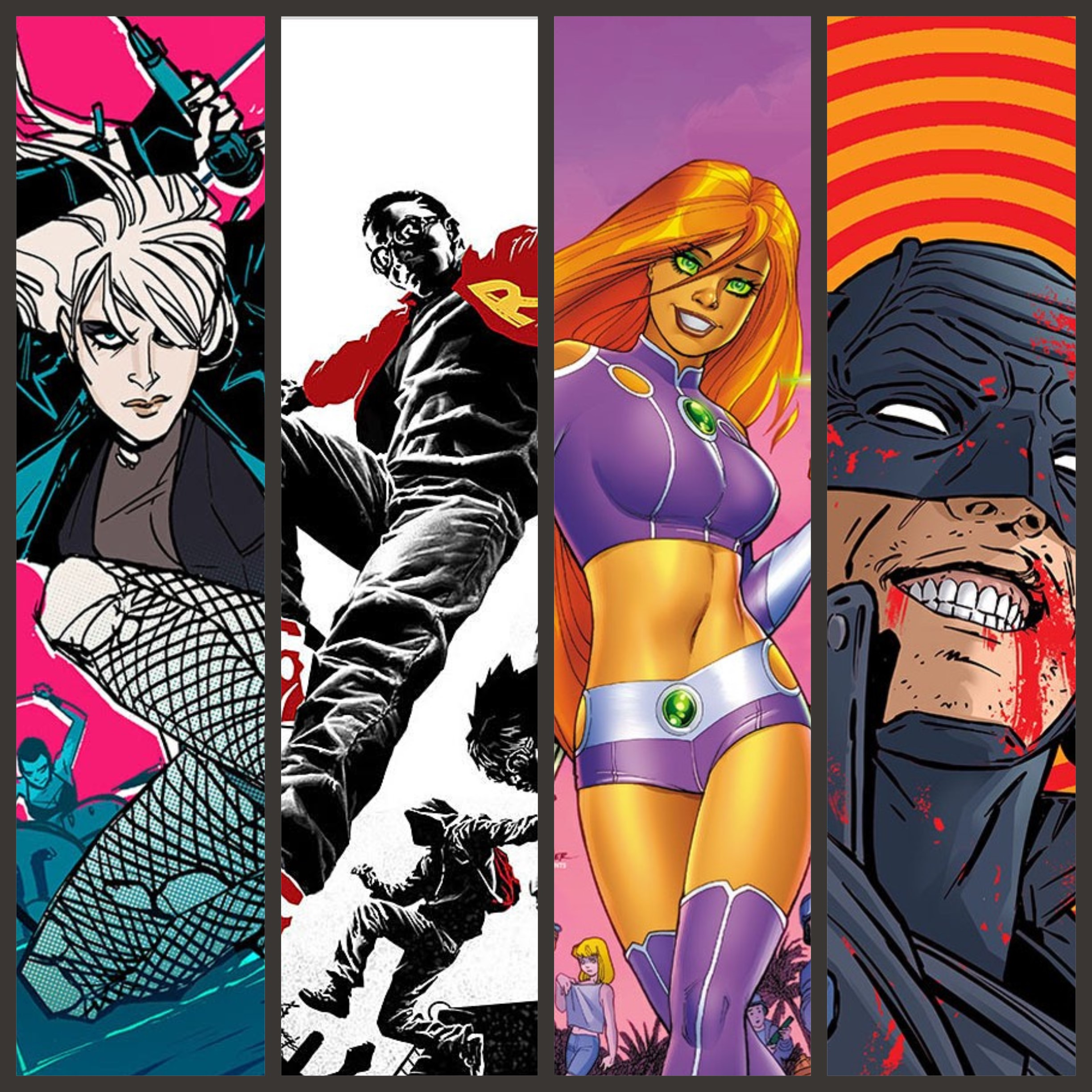 The New 52 is dead: DC Comics details diverse, character-driven new direction