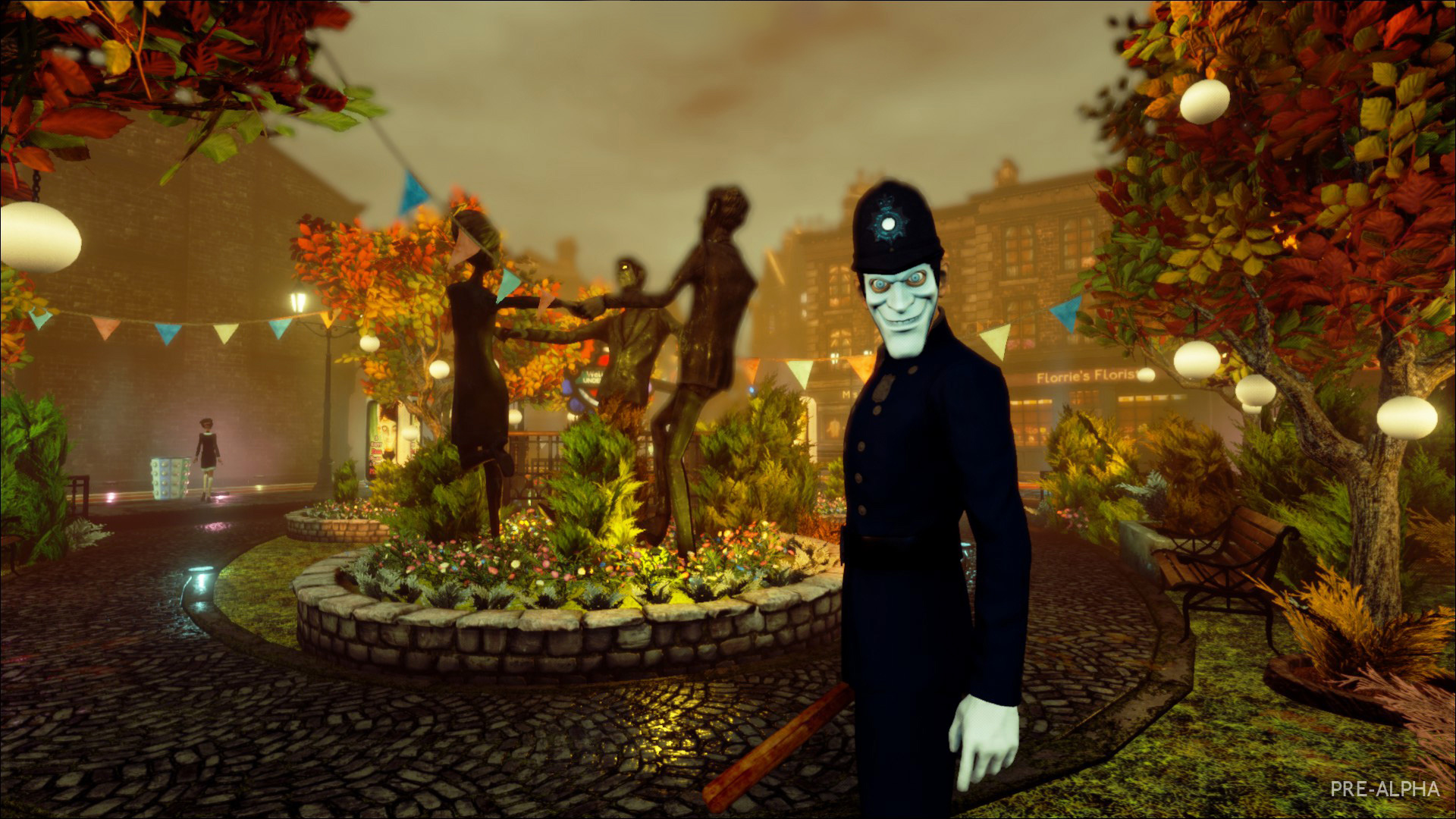 We Happy Few is very British, very psychedelic and very scary