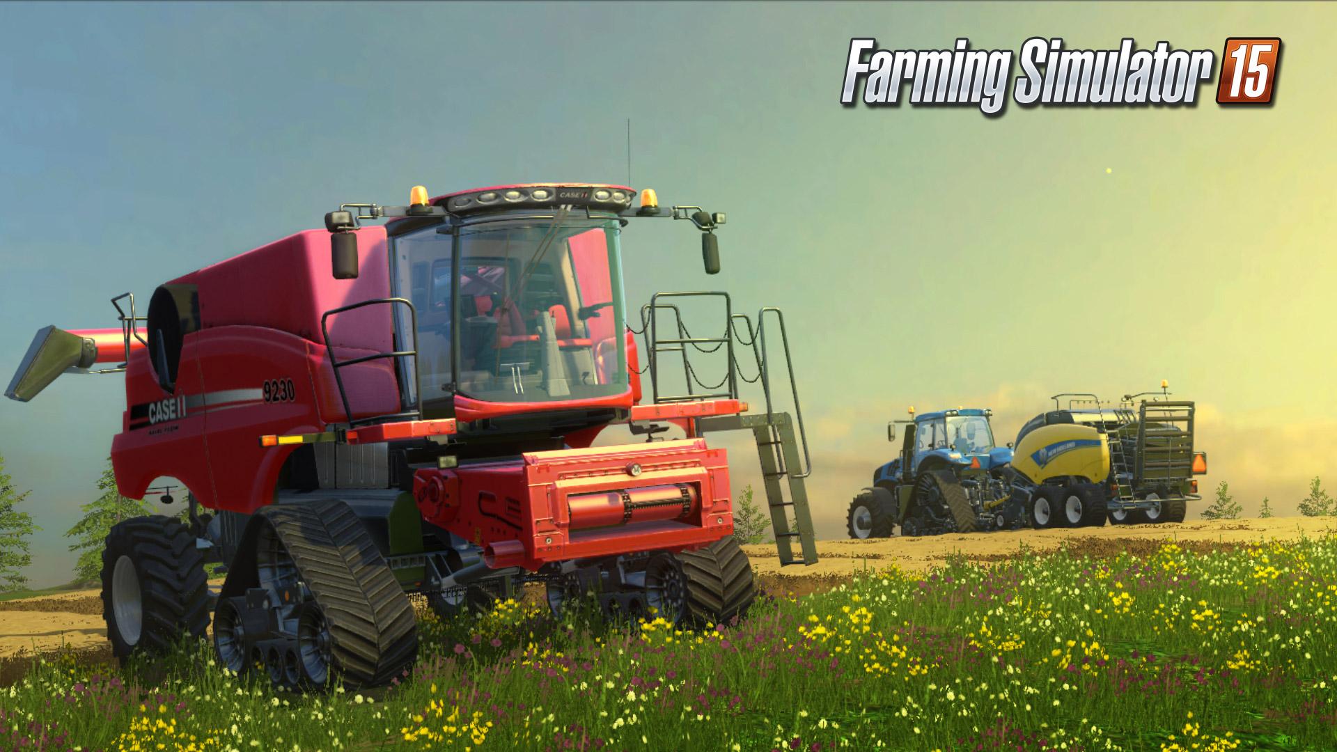 Farming Simulator 15 brings serious farm simulation to consoles in May