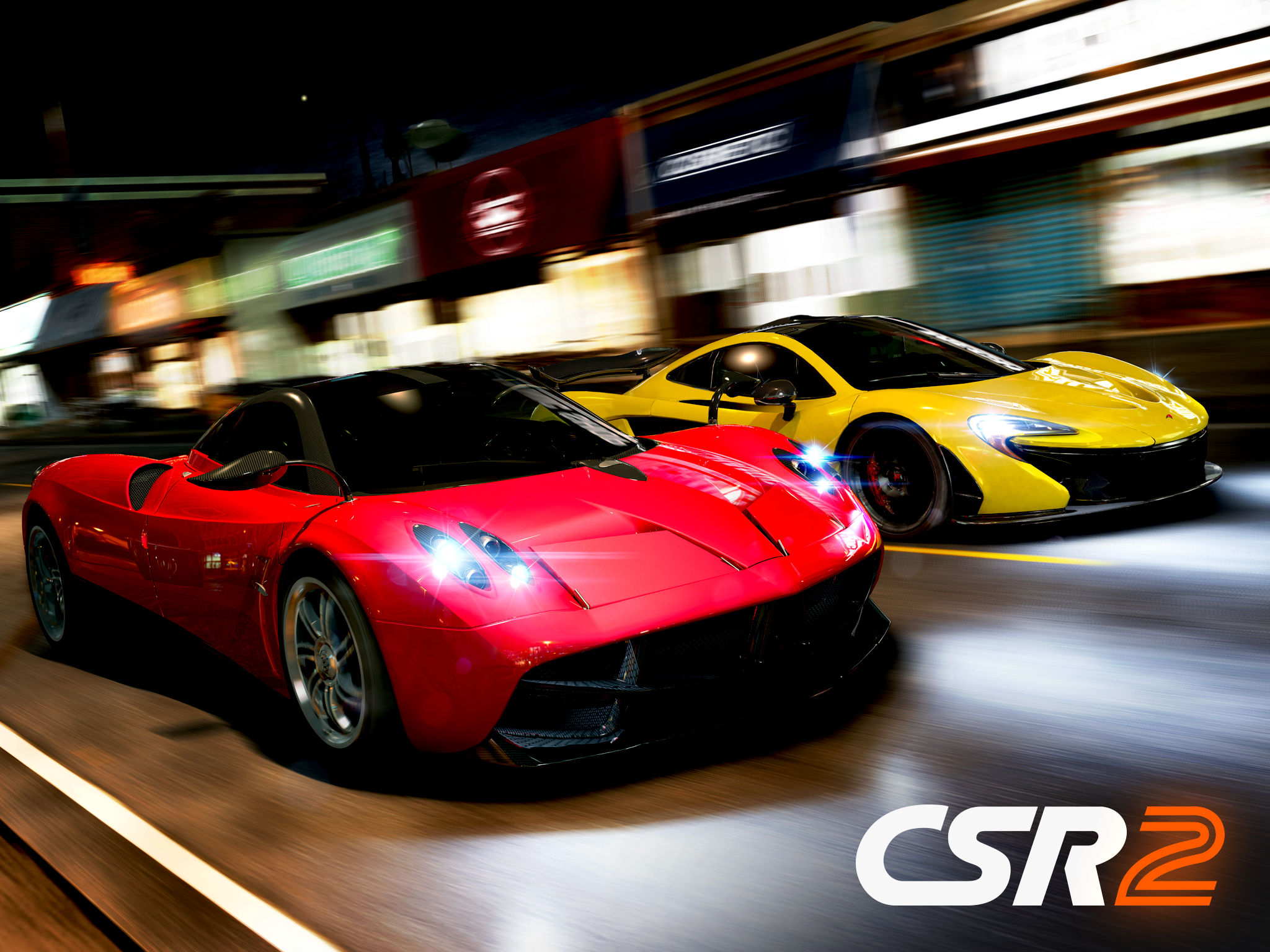 CSR2 obliterates the line between tablet and console graphics, proves Zynga's smarts