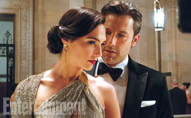 First pics from Batman v Superman showcase Batman and Wonder Woman together
