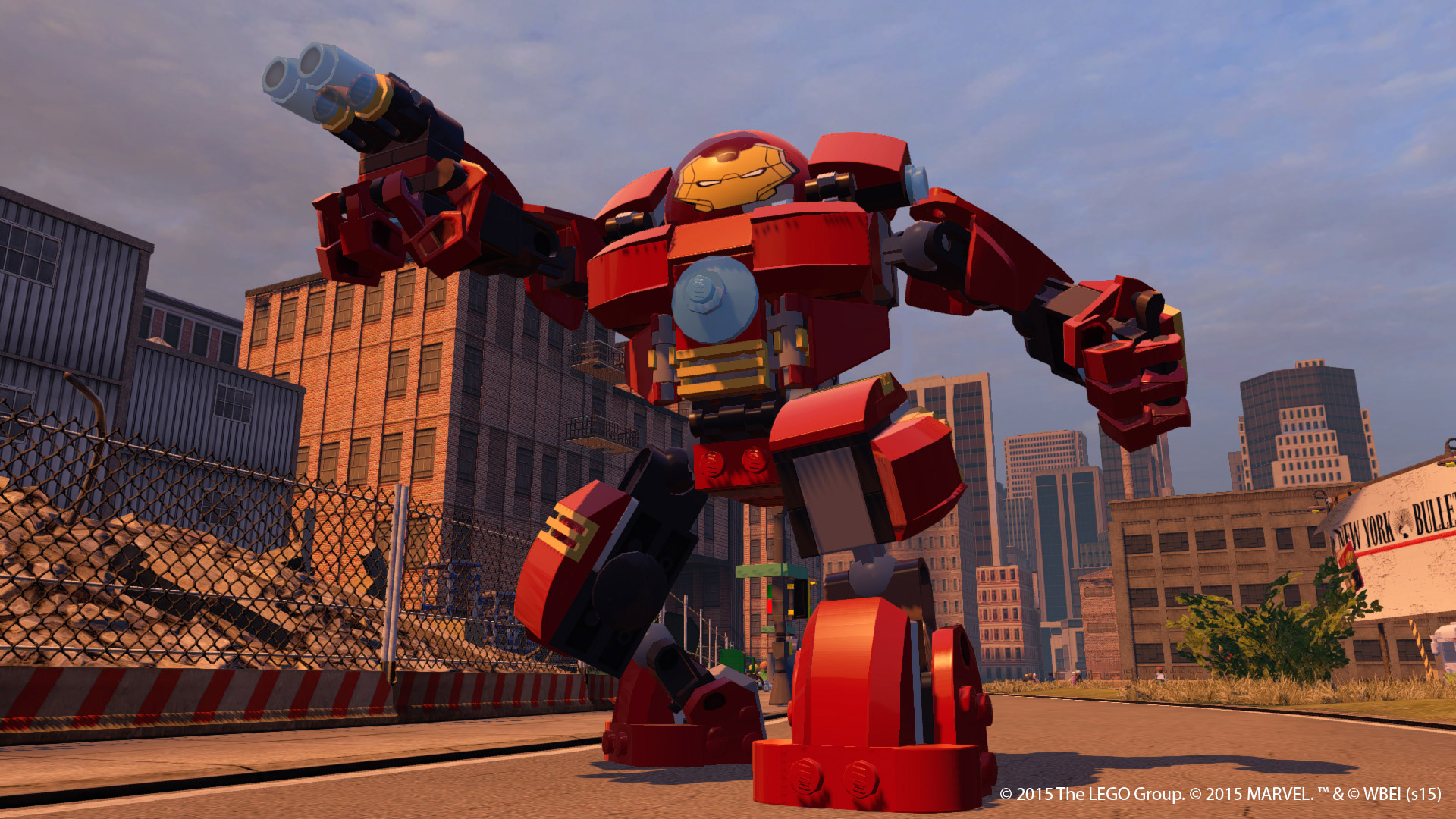 Lego Marvel's Avengers adds 100-plus characters, even more Stan Lee