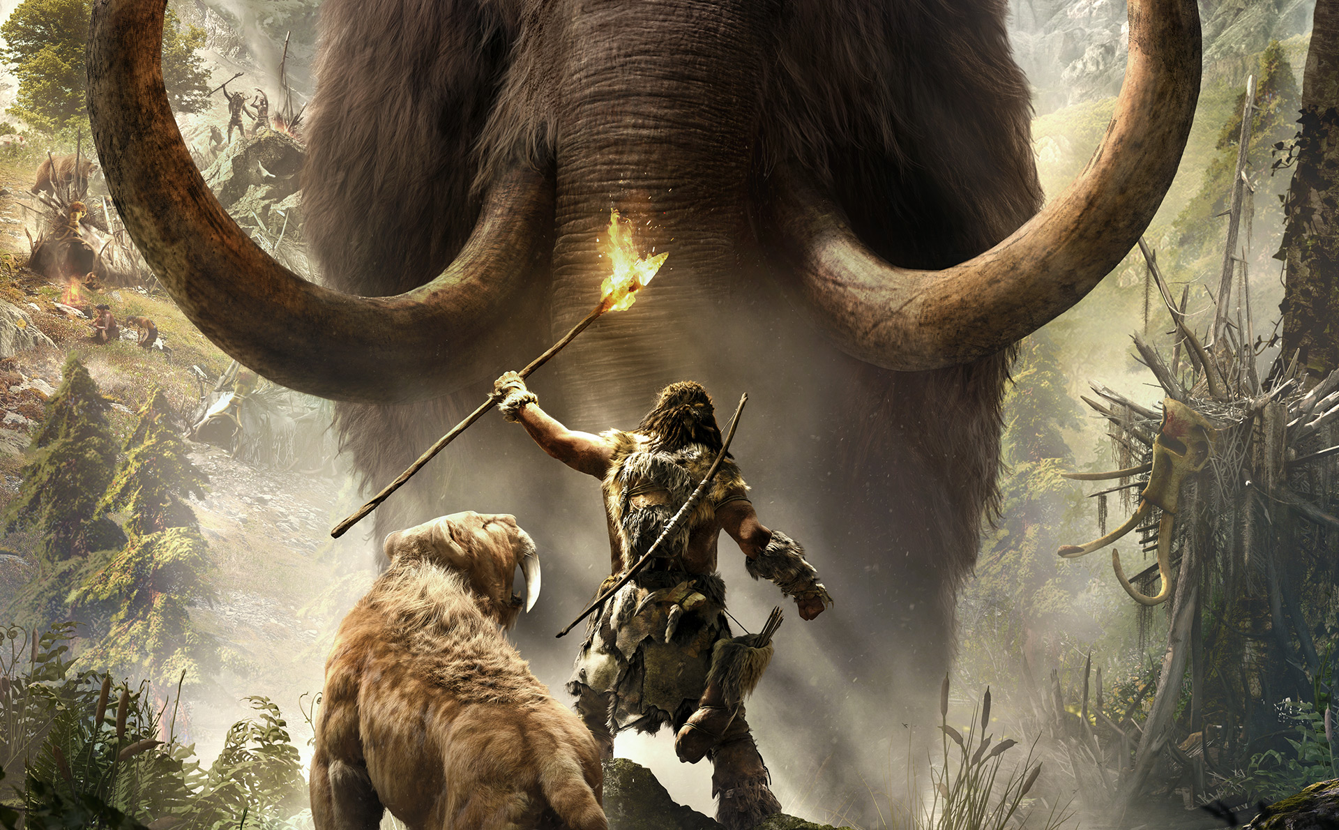 Far Cry Primal revealed for 2016 release, watch the first trailer here