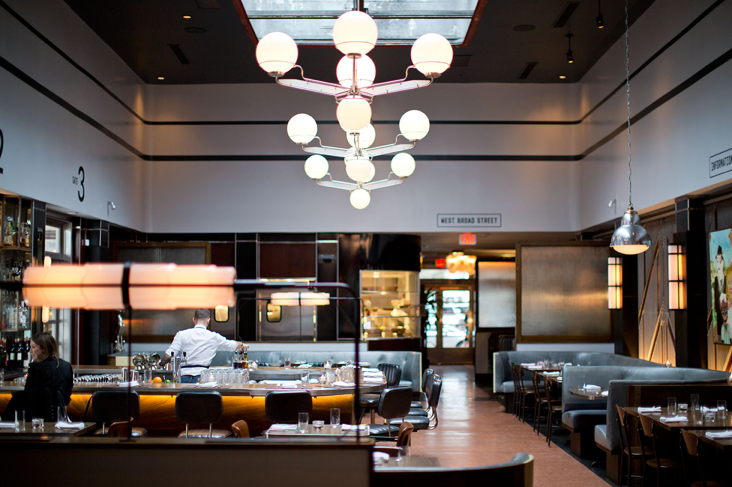 The 15 Most Beautiful Restaurants of 2015