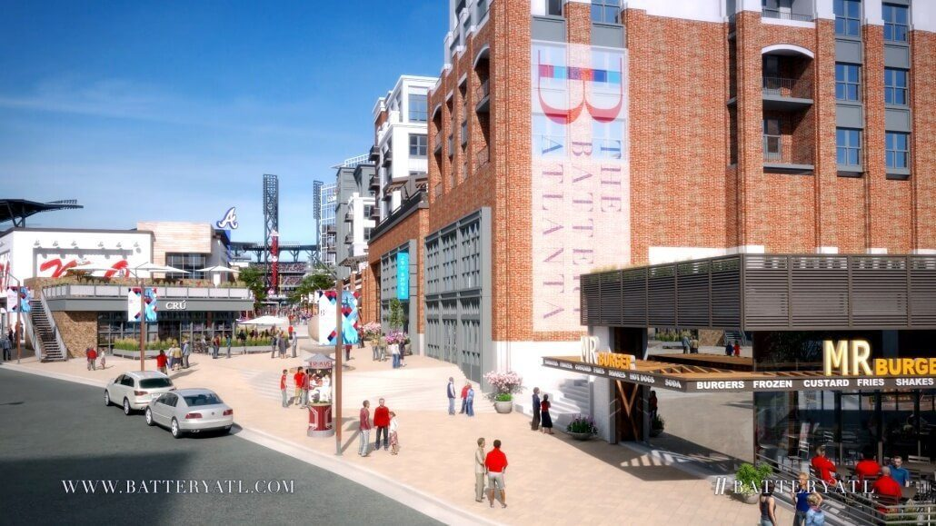 Braves Development Gets Name, Restaurants, Exclusivity