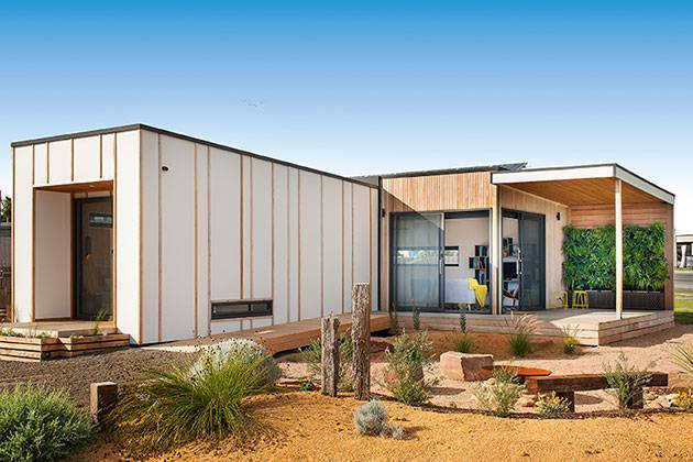 This Modular Prefab Pad is Both Sustainable and Beautiful
