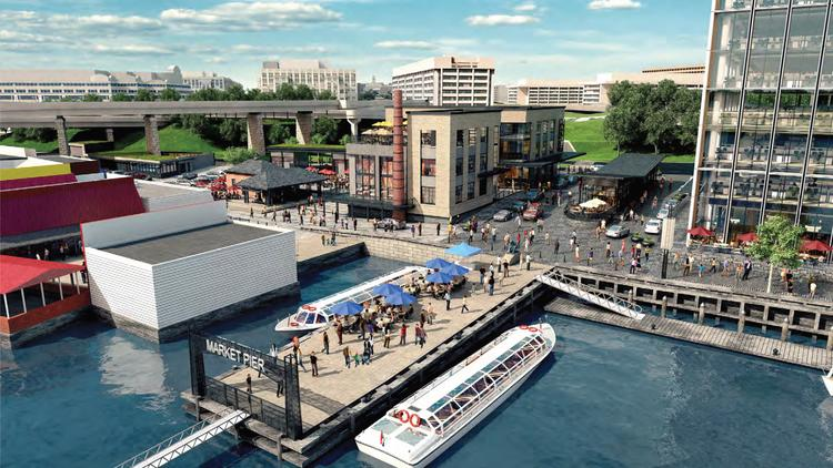 Waterfront Fish Market to Get Whole New Look in Two Years