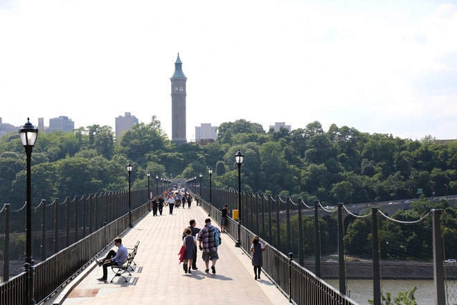 The High Bridge Is Now Open After 40 Years, and It's Glorious