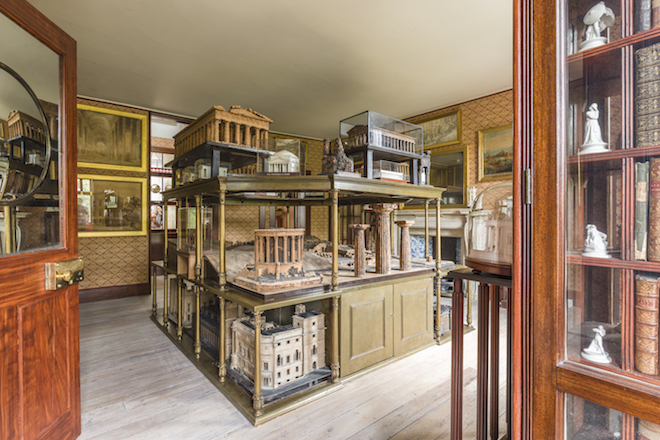Tour Sir John Soane's Exquisite London Apartment, Restored Home of a Design Icon