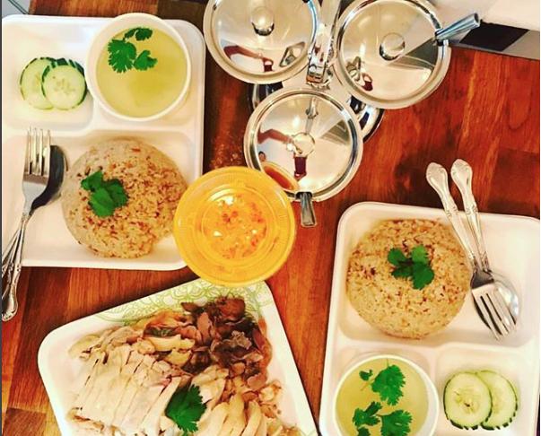 Eat's Khao Man Gai