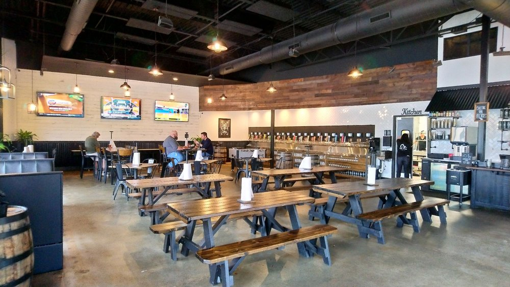 Self-Serve Beer Taproom Is Now Open in North Austin