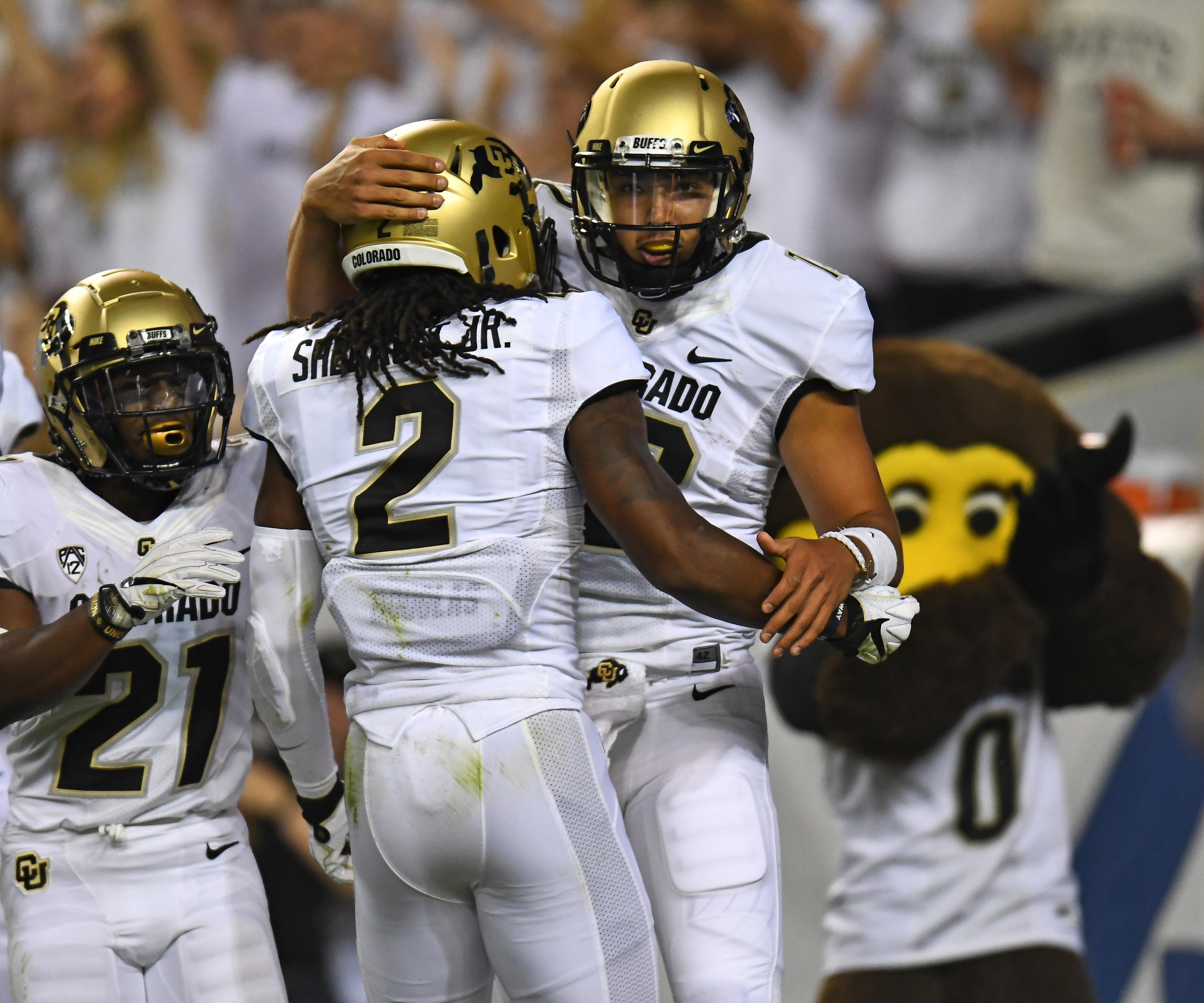 NCAA Football: Colorado at Colorado State