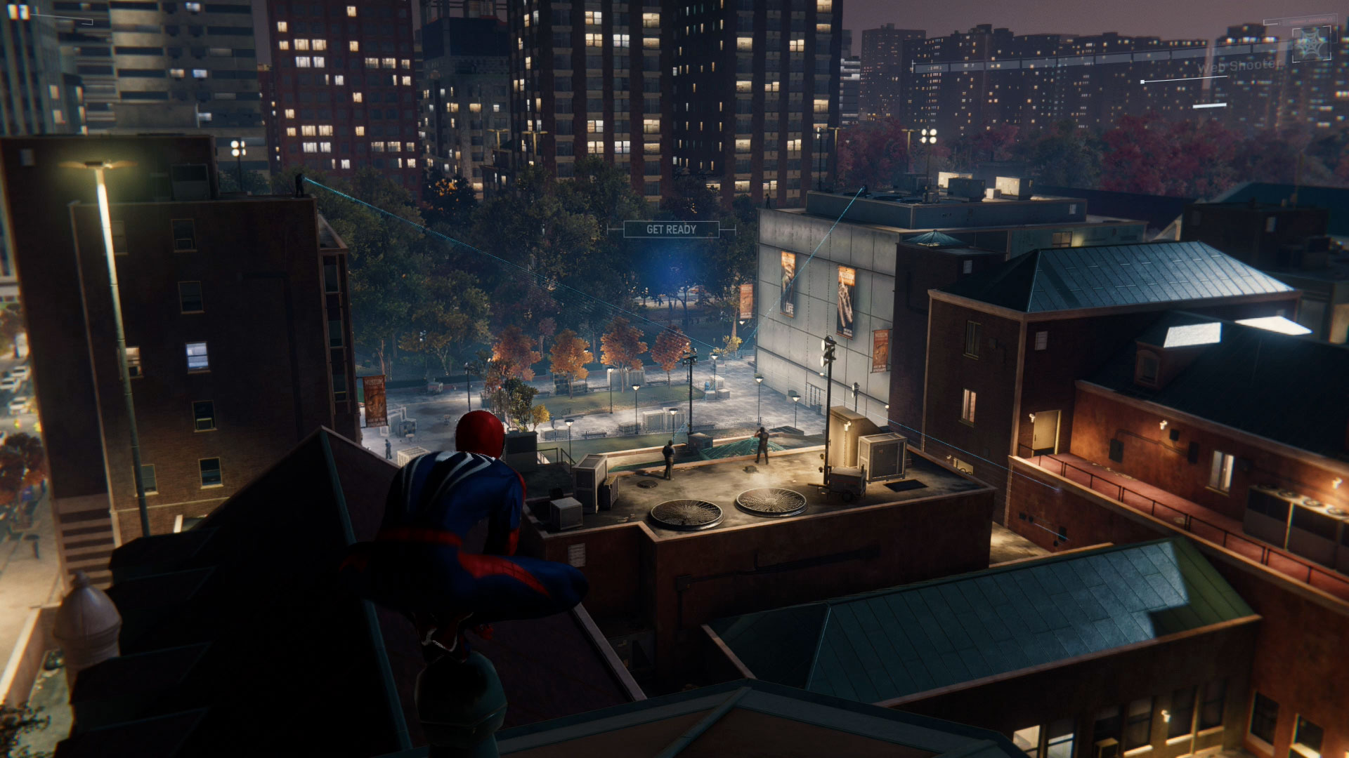 Spider-Man PS4 Stealth Challenge guide