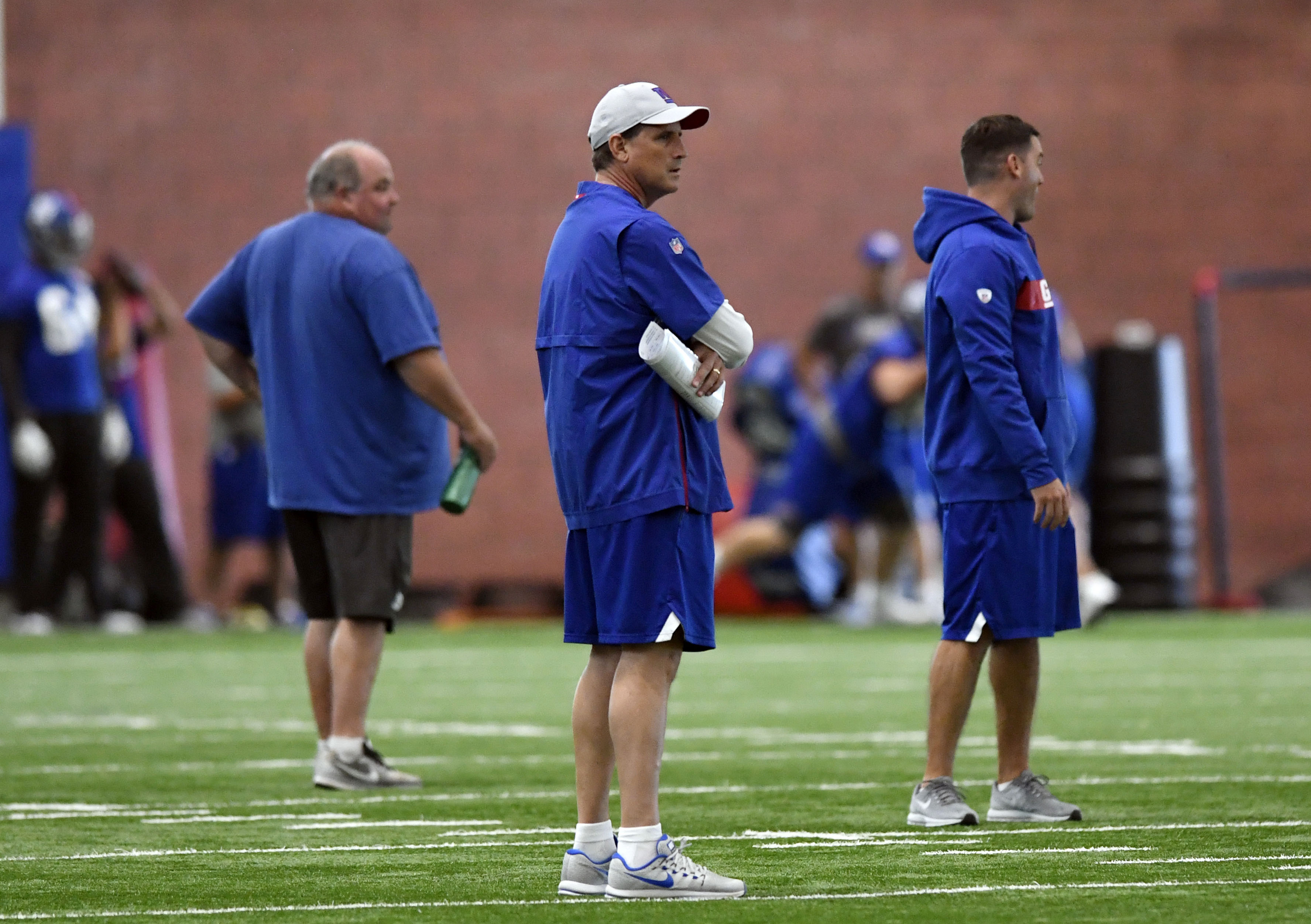 NFL: New York Jets-Training Camp