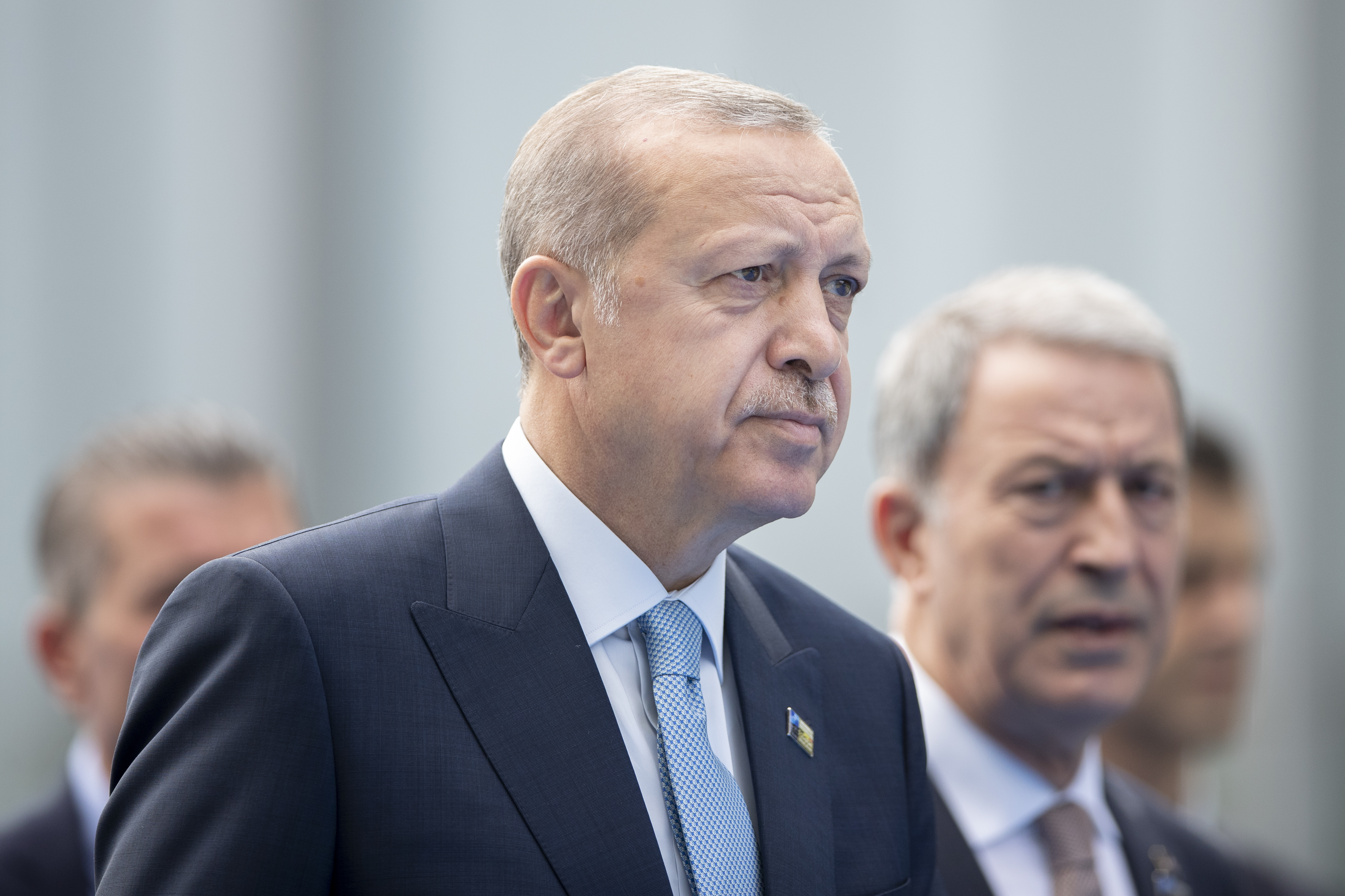 Turkish President Recep Tayyip Erdogan couldn't stop Russia, Iran, and Syria from starting a massive military offensive in Idlib.